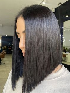 Sharp Shoulder Cut Thin Hair Haircuts, Best Short Haircuts, Cool Haircuts, Short Hair Cuts, Short Hair Styles, Pixie Cuts, New Hair Trends, Shoulder Cut, Shoulder Length