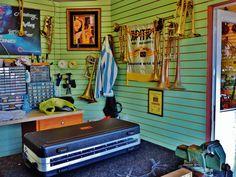 22 - Inside the Repair Studio 2