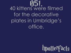 #hpotterfacts 051