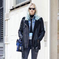 Lyndsey Butler of VEDA - hair color by Lena Ott for Suite Caroline