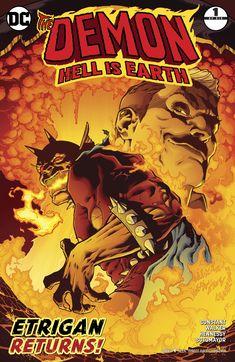 Read Demon - Hell is Earth (Etrigan Returns!) Graphic Novel Online.