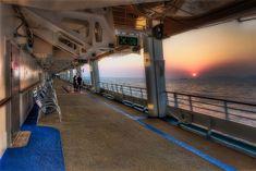 Royal Caribbean Cruise, Navigator of the Seas - Sunset on the Aegean Sea, via Flickr.