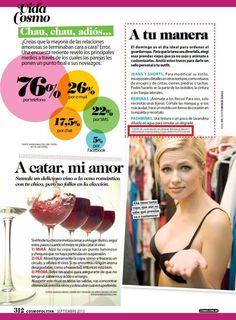 Mis tips en @Cosmopolitan Argentina para customizar tus prendas y aprovechar lo que ya tenés en el guardarropas #LaImagenImporta