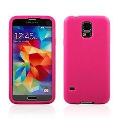 Kosketusnäytöt Double TPU Materiaali suojaava kotelo Samsung Galaxy S5 i9600  – EUR € 9.99