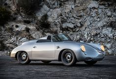 1960 Emory Porsche 356 Outlaw Roadster