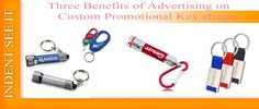 Benefits of Advertising on Custom Promotional Key chains