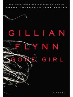 "You've heard about it, we've recommended it...it's about time you read Gillian Flynn's ""Gone Girl""! #books #gonegirl"