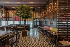 Restaurant design - when classics meet .- Дизайн ресторана – когда классика встречает… Restaurant Design – When Classics Meets Modernity