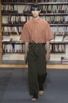 Dries Van Noten Spring 2018 Menswear Fashion Show
