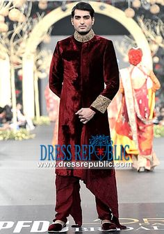 hsy sherwani collection 2013, hsy sherwani collection, hsy sherwani designs 2013, hsy sherwani collection 2013 for mens. hsy sherwani prices. Available on Dressrepublic.com