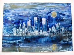 Enkaustika, New York Painting, Art