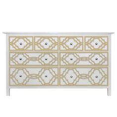 O'verlays Khloe Kit for Ikea Hemnes 8 drawer dresser. A classic in home decor that works with any style decorating. An easy diy furniture makeover.