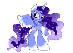princess luna x king sombra deviantart | Princess Starla Moon by Flashlightforever