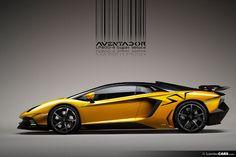 Lamborghini aventador sv 'the most reactive car'
