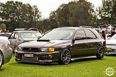 Subaru Impreza GC8 Wagon