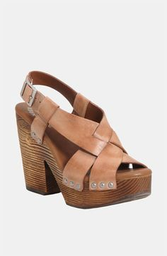 Kork-Ease 'Constance' Sandal. Love this look. The color isn't quite what I like though.