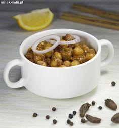 pendżabskie curry z ciecierzycy