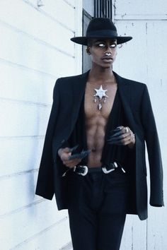 witch modern aesthetic male inspiration character