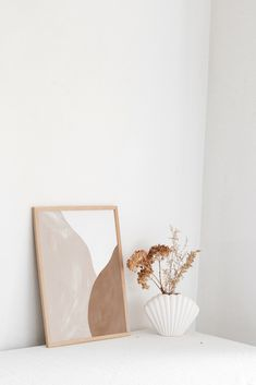 Pale Beige and Terracotta Figures Abstract Print, Abstract Wall Art Brown Aesthetic, Aesthetic Rooms, Aesthetic Pastel Wallpaper, Aesthetic Wallpapers, Couleur Rose Quartz, Decor Scandinavian, Bedroom Decor, Wall Decor, Minimalist Wallpaper