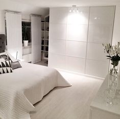White bedroom ♡