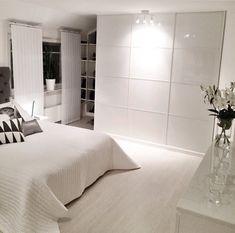 White bedroom ♡