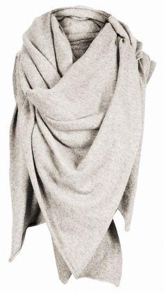 BIG scarf to wrap around                                                                                                                                                                                 More