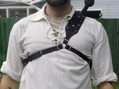 Another image of the sword back sheath inspiration.