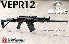 VEPR-12 Molot 12GA Shotgun