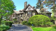 $1,050,000 - 16111 Parkland Dr, Shaker Heights (Cleveland Ohio subdivision)---7 bedrooms, 7 baths, 7,602 sqft .98 acres built in 1923