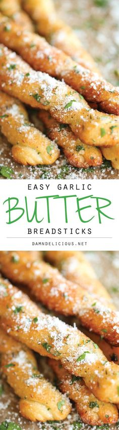 22 Buttery Breadstick Recipes: The Best Appetizer   Chief Health