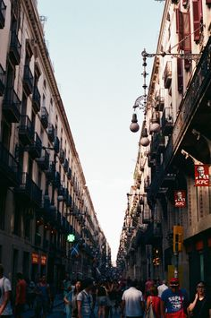 Barcelona. 35mm Film Photography
