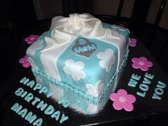 Tiffany box for mommy