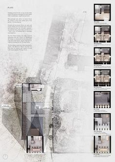architectural presentation drawings plans - Google Search