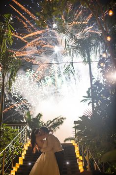 Fairy Tale Wedding Firework