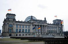 Berlim: Reichstag.  Berlin: Reichstag.