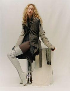 Fashion Copious - Raquel Zimmermann by Harley Weir for Vogue Paris August 2016