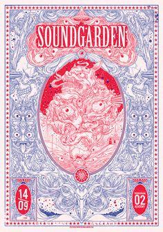 drewmillward — Soundgarden