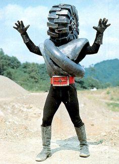 円 斬 天 暁: 画像 #tire man