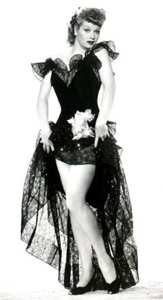 Best Pin Up of WW II: Lucille Ball