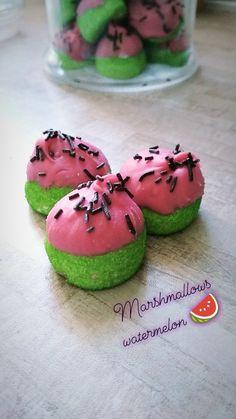 Marshmallows watermelon 🍉