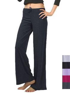 73d5d7cddf4 O-NEWE Sports Elastic Waist Drawstring Yoga Pants For Women Зимние Наряды
