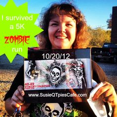 10 5K Tips and Tricks and Zombie 5K Run