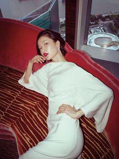 Du Juan - Vogue China Collections - Oriental Light Luxury