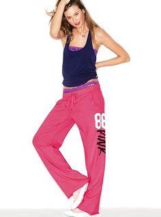 The Boyfriend Pant - Victoria's Secret Pink® - Victoria's Secret