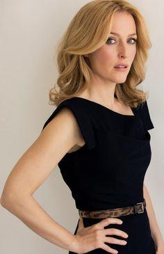 Gillian Anderson, style icon