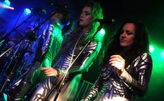 Pics from our Space Funk Circus