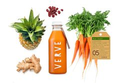 Verve is a company dedicated to the production of natural juice by cold pressing technique, of…