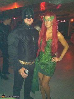 Poison Ivy - Halloween Costume Contest via @costumeworks