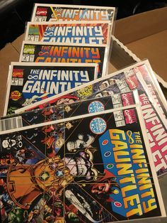 The Infinity Gauntlet, Arms, Marvel, Comics, Cartoons, Comic, Comics And Cartoons, Comic Books, Comic Book