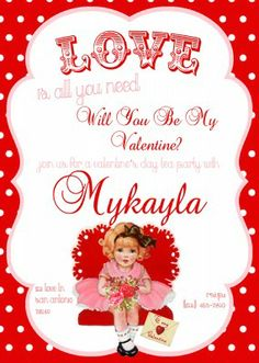 Valentines Invitation